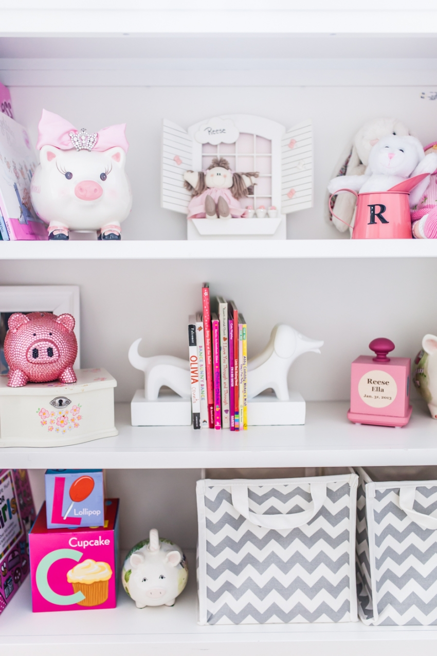 Baby Girl Nursery Decor Inspiration by Fashionable Hostess