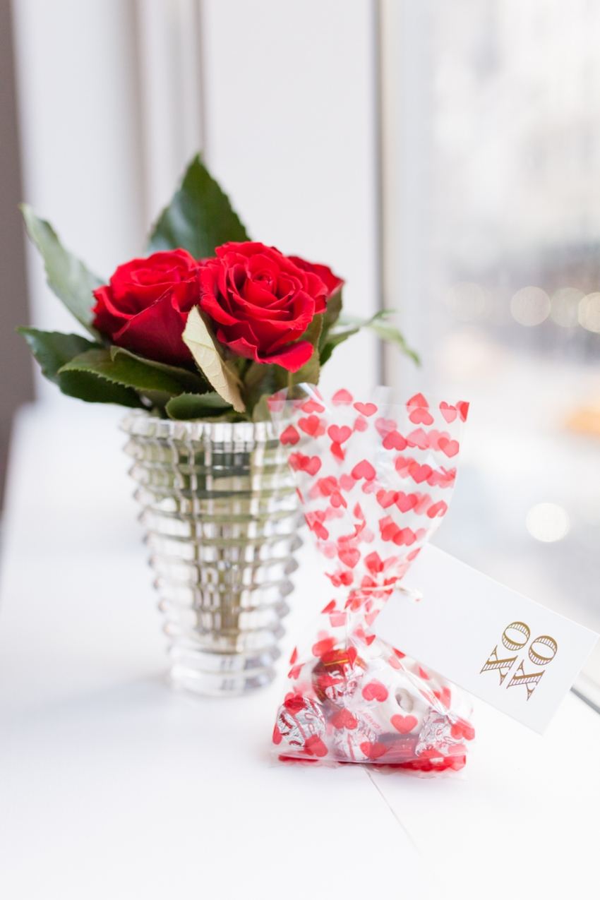 DIY Homemade Valentine's Day gifts