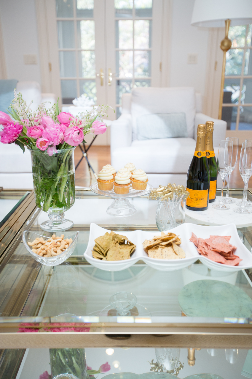 Party Appetizers by Fashionable Hostess