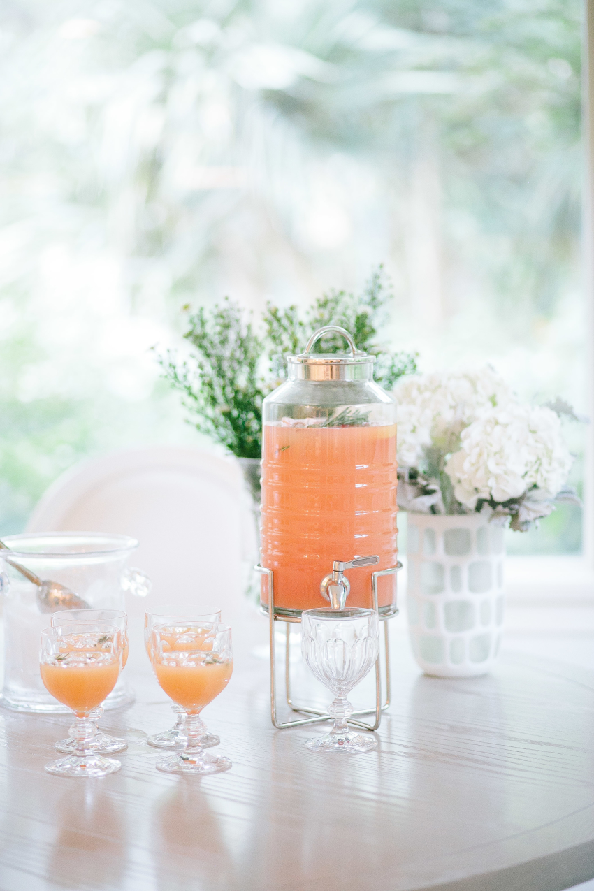 Beautiful Springtime Party ideas by Fashionable Hostess