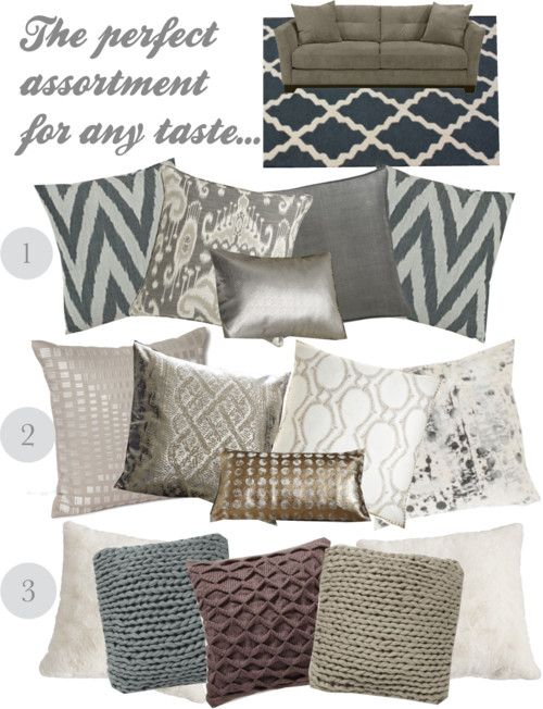 New Couch Pillow Recommendations - Fashionable Hostess b9892dbcf