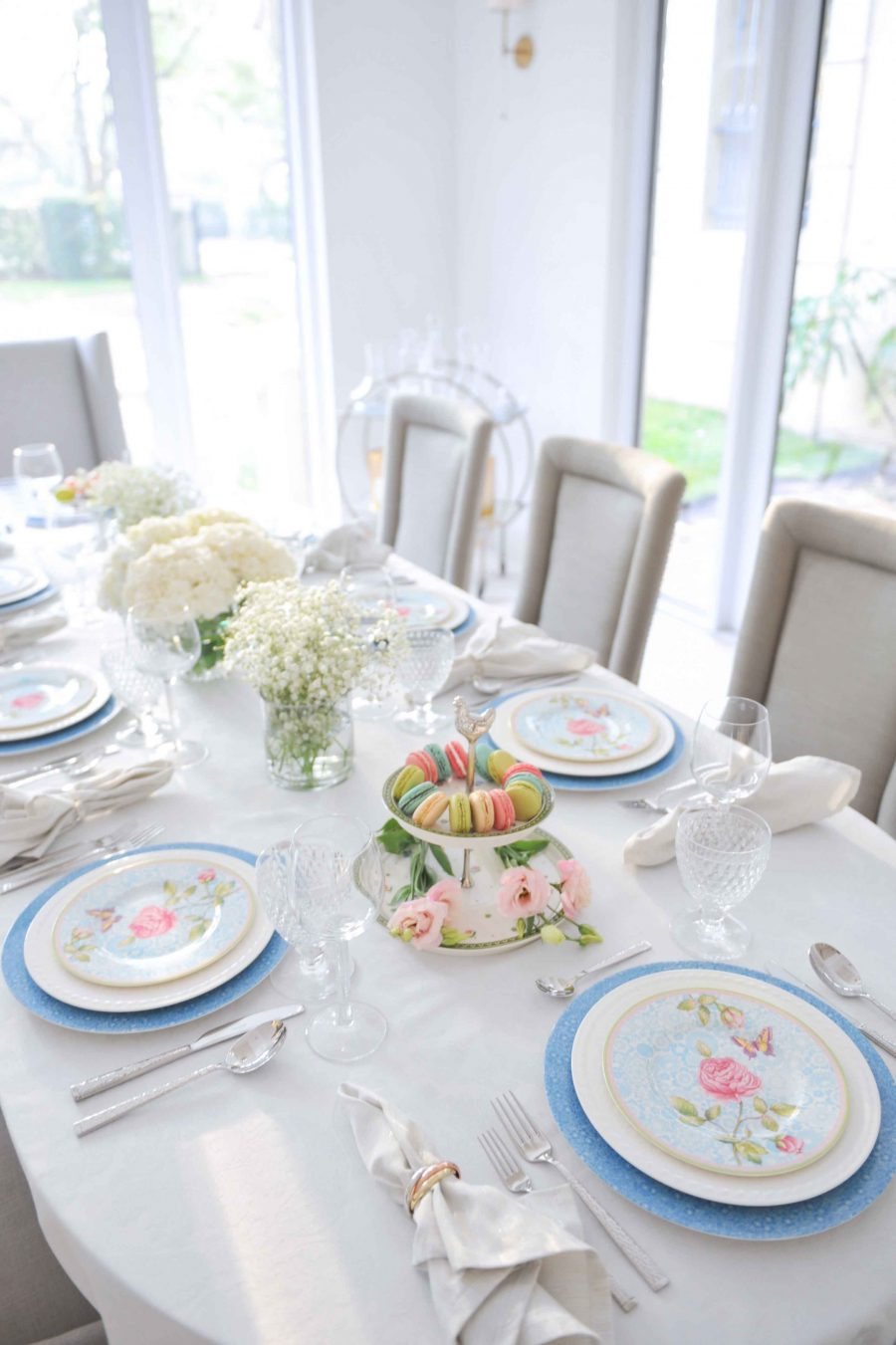 Easter lunch with villeroy boch fashionable hostess - Villeroy and bosh ...