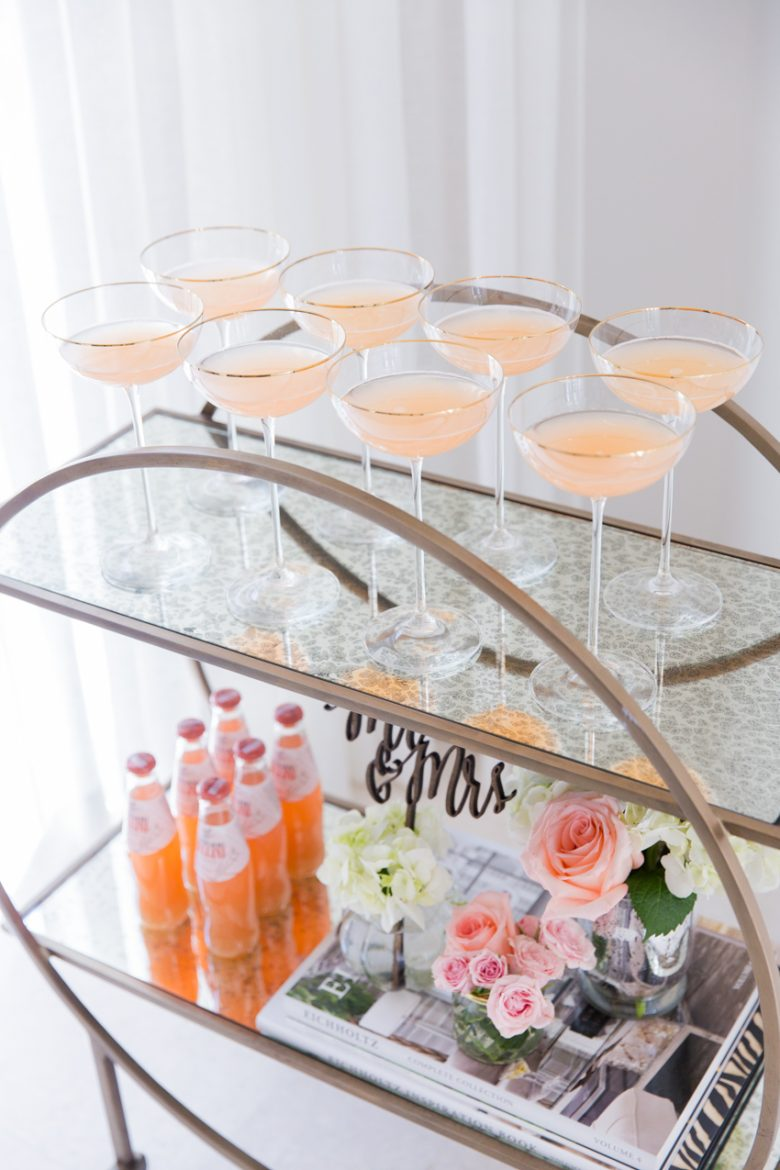 as a follow up to the prettiest week in my blogs history see my bridal shower post here and my champagne and macaron dessert buffet here i am wrapping