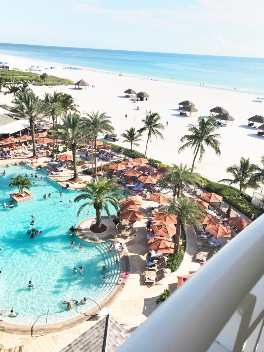 Hopefully You Saw On My Instagram That A Few Weeks Ago We Headed For Family Weekend Getaway At The Jw Marriott Marco Island I Shared Beautiful Shots Of