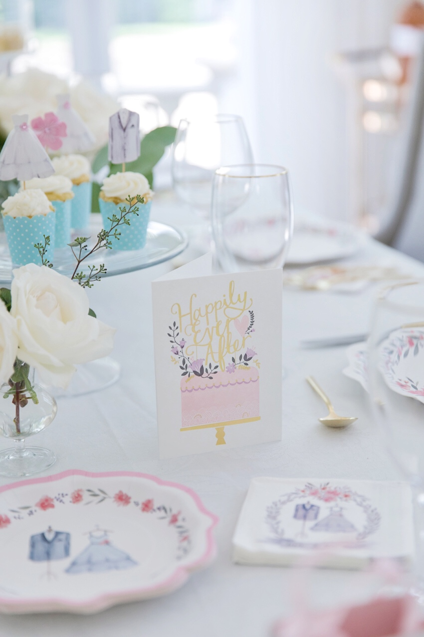 9950b3761a9 Host a  Happily Ever After  Bridal Shower - Fashionable Hostess