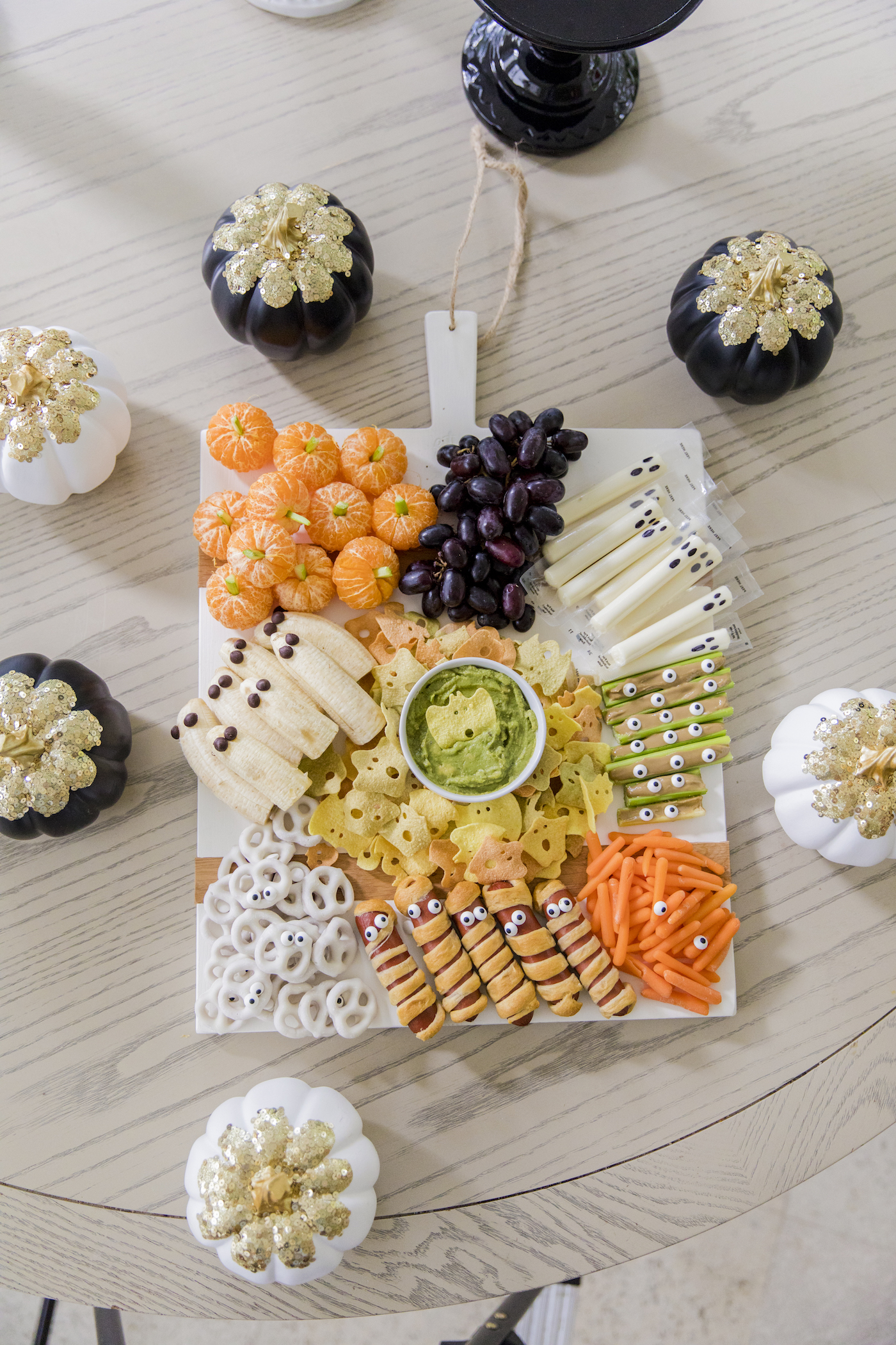 Healthy Halloween Board For The Kids Fashionable Hostess